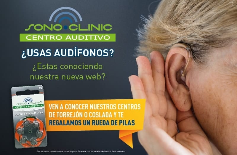 centro auditivo sonoclinic